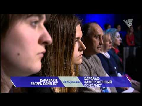 КАРАБАХ: ЗАМОРОЖЕННЫЙ КОНФЛИКТ. 3stv|media (25.03.2016)