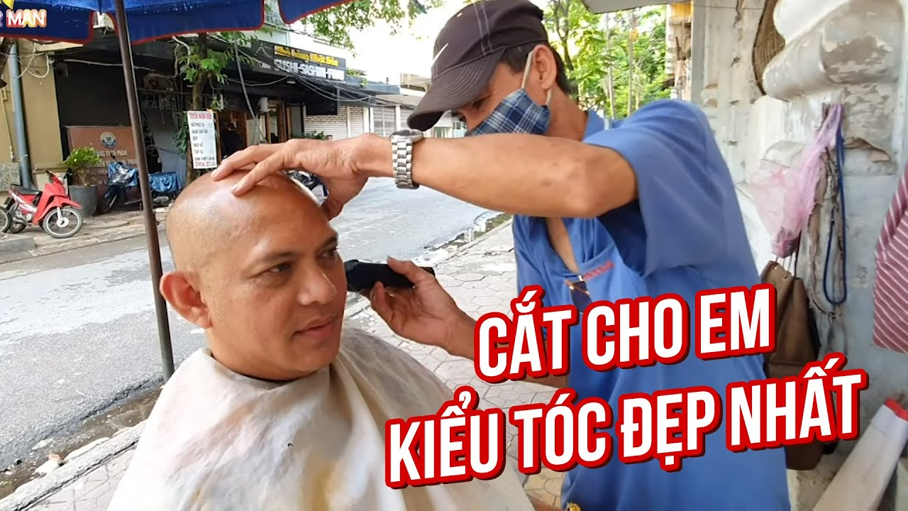 """Đời Nghề #45: Khám phá tiệm hớt tóc """"siêu sang"""" 4 mặt tiền Hải Phòng thấy thương anh thợ chân chất"""