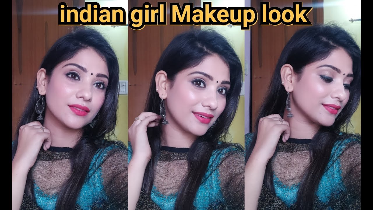Traditional Model And Simple Look: Simple Traditional Indian