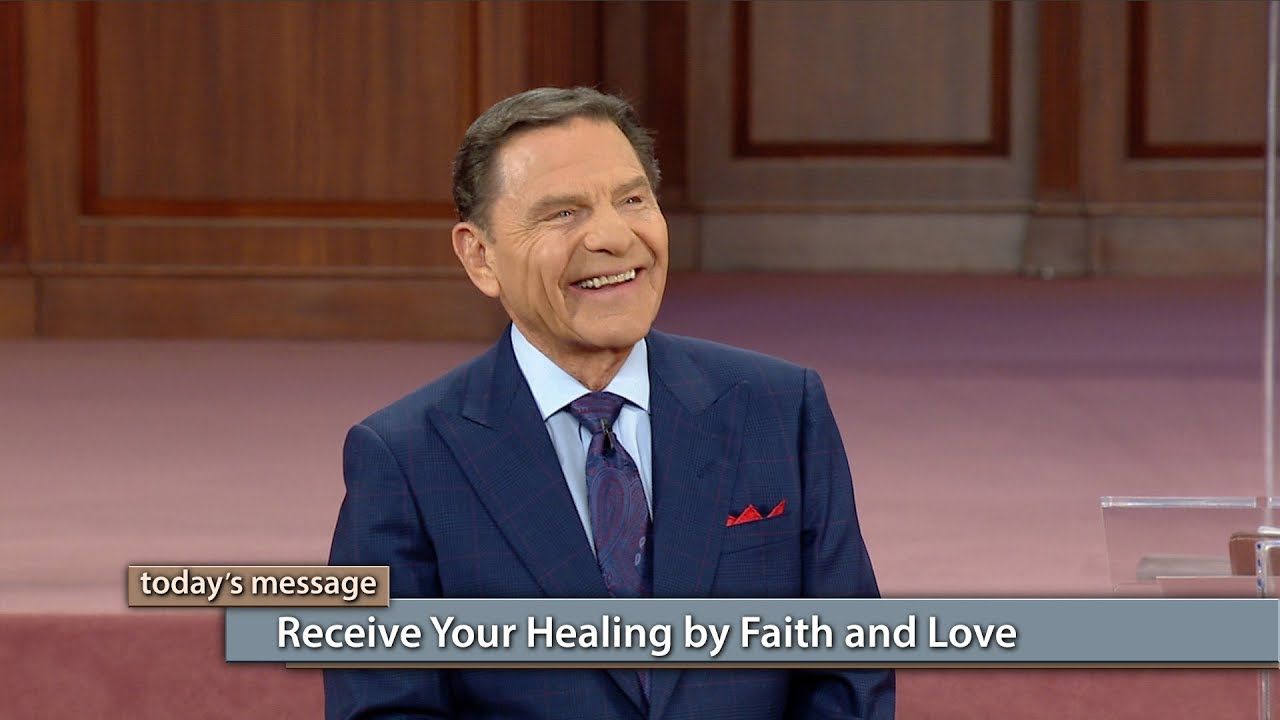 How to Get and Keep Your Healing - Kenneth Copeland