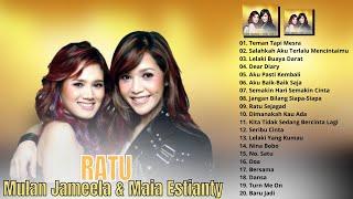 LAGU TERBAIK MAIA ESTIANTY & MULAN JAMEELA (R.A.T.U) - LAGU POP INDONESIA TAHUN 2000AN TERPOPULER