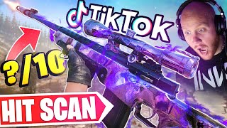TIKTOK TUNDRA BUILD!!! *HITSCAN* Ft. Nickmercs, CouRageJD & Swagg