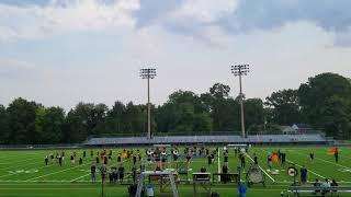 Douglas S Freeman High School Rebel Brigade 2018 2nd Movement 8 27 18