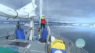 TRAILER SHORT: The Northwest Passage - Greenland to the Bearing Sea