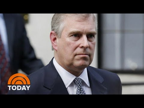Prince Andrew Breaks His Silence On Jeffrey Epstein | TODAY