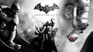 Распаковки игр: Batman Arkham City [Xbox360] [RUS] [HD]
