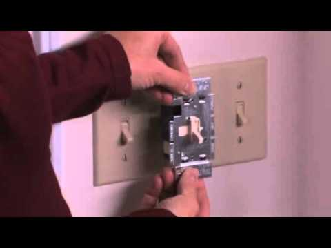 How to Gang and Derate Lutron Dimmers - YouTube