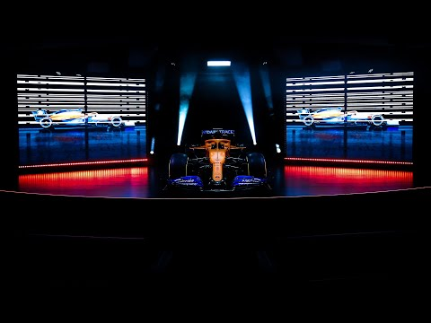 McLaren #MCL35 car launch | LIVE from the MTC |