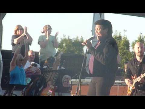 """CHUBBY CHECKER """"THE TWIST/LET'S TWIST AGAIN"""" LIVE @ THUNDER VALLEY CASINO 6/18/16"""