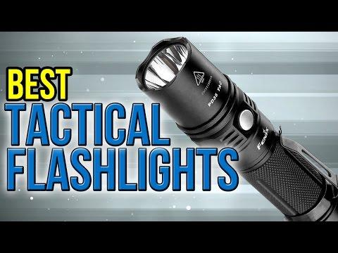 10 Best Tactical Flashlights 2017