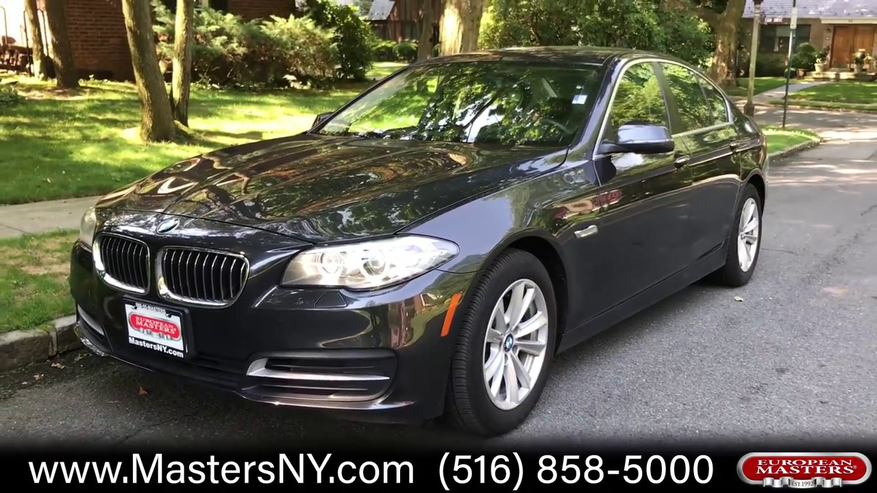 2014 bmw 528xi xdrive sedan [ 1280 x 720 Pixel ]
