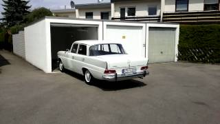 Mercedes W110 Heckflosse 1964