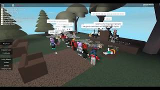 ROBLOX Warrior Cats Forest Territory evento-funeral [parte 2]