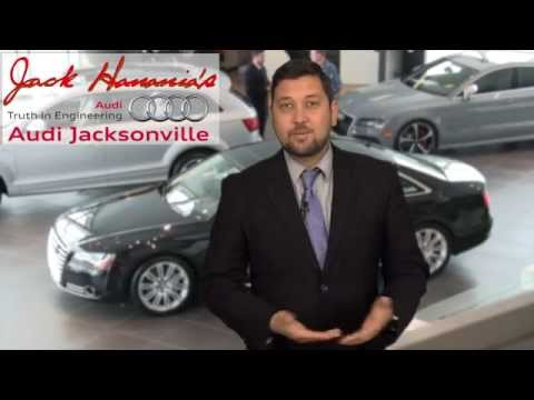 Top Sales Producer with Audi of Jacksonville, FL - Dolbier Productions
