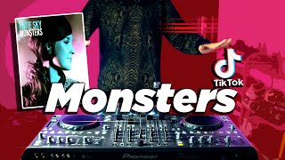 DJ SAD SONG VIRAL TIK TOK TERBARU FULL BASS ! Monsters ( DJ DESA Remix )