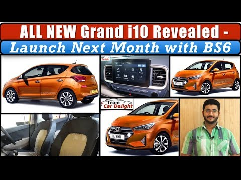 New Grand i10 2019 Launch Date,Price,Features,Interior | Grand i10 2019 Launch in India