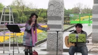 (St.おさむ&ミチミチ) 春の風コンサート2014 遠州灘海浜公園 2014年4...