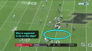 Illinois vs. Purdue (Defense)
