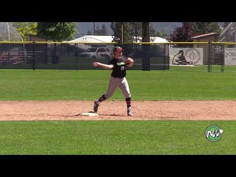 Jeter Schuerman - PEC - 2B - Mt. Spokane HS (WA) June 22, 2020