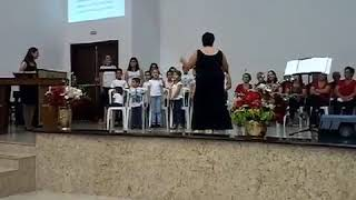 Música: O amor do nosso Deus - IPT