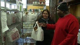 Kein Truthahn zu Thanksgiving: Arme in USA leiden