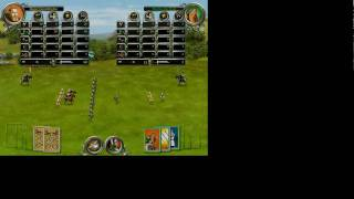 Let's Play Defender of the Crown Heroes Live Forever Demo 1