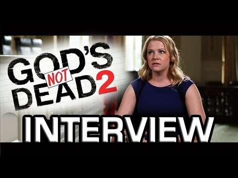 God's Not Dead 2  - Interview with the Cast
