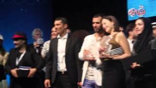 الفائزين فى ختام مهرجان دبى السينمائي الدولي