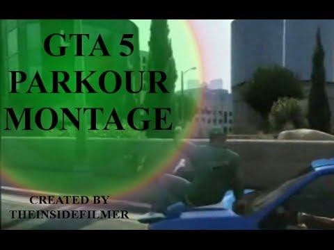 Gta 5 parkour montage