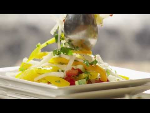 How to Make Spicy Jicama Salad | Salad Recipe | Allrecipes.com