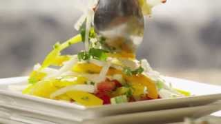 Salad Recipe - How To Make Spicy Jicama Salad