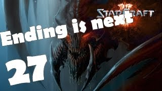 StarCraft 2 Heart of the Swarm Campaign Walkthrough Part 27 Gameplay Review Lets Play HD Hard PC