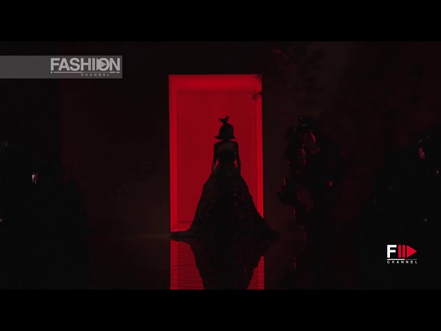 GUO PEI Haute Couture Show Spring Summer 2016 by Fashion Channel