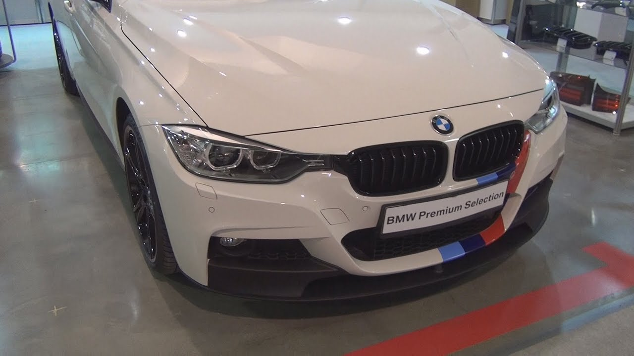Bmw 330d Xdrive Touring M Performance 2013 Exterior And Interior Hirudov 0530 Hd