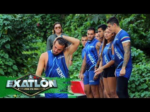 Keno Martell es el eliminado de la semana 23.   Episodio 117   Exatlón México