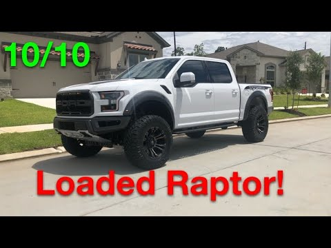 Fully loaded 2019 Ford Raptor Review