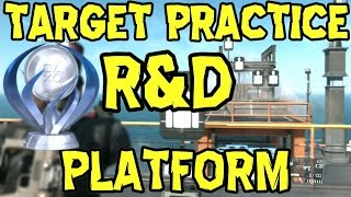 Metal Gear Solid 5 - R&D Platform - Target Practice - All Target Locations