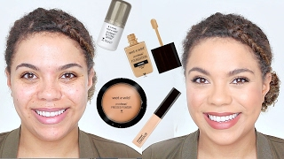 wet n wild photofocus foundation review oily skin   samantha jane