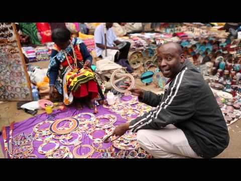 OMT Kenya -City Market / Maasai Market