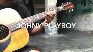 NTRL Johny Playboy Kunci Gitar