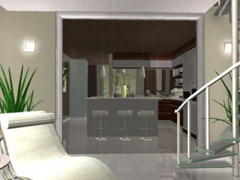 Sims 2 Modern Beach House 10 YouTube
