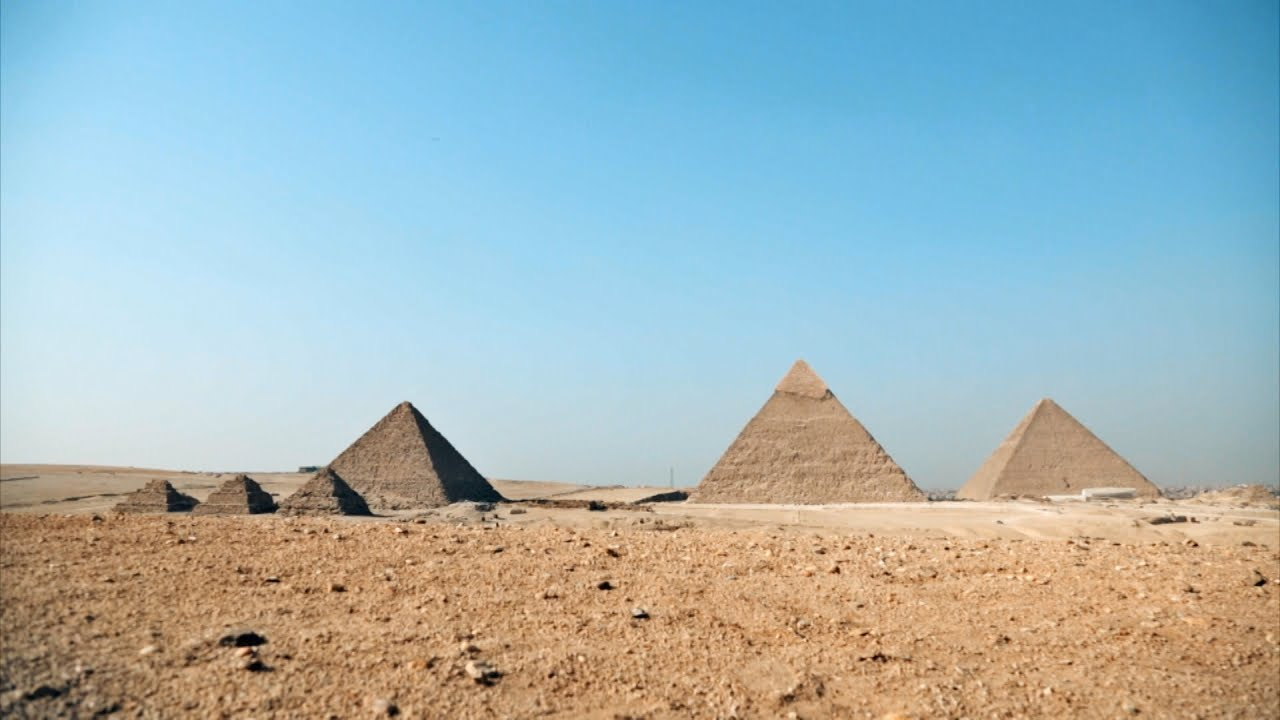 egyptians did not build the pyramids Aliens and the pyramids  so how were the egyptians able to build these pyramids  we learned that the only reason the sizes differed were because they did not.