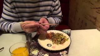 Ресторан китайской кухни в Красноярске(Вчера вернулся из Китая, где провел полтора месяца. Красноярск для меня сейчас также непривычен, как Шеньчж..., 2014-02-22T01:51:48.000Z)
