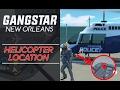 Gangstar New Orleans SECRET HELICOPTER LOCATION