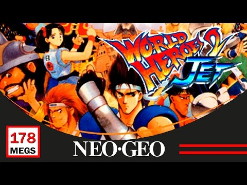 World Heroes 2 Jet [Arcade]