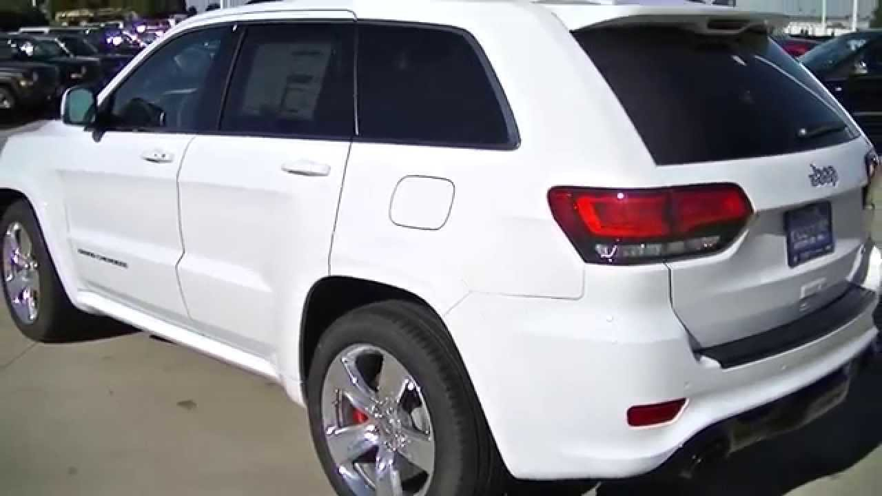2015 jeep grand cherokee srt8 | illinois jeep dealer | roanoke