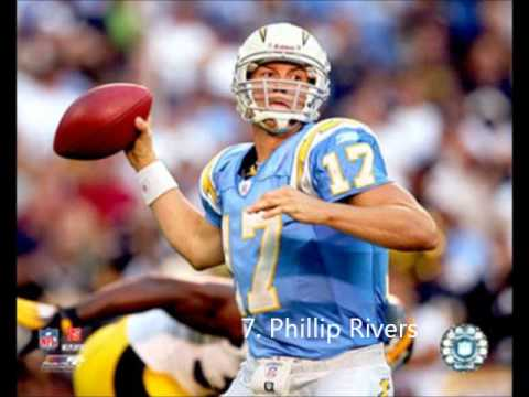 Top 10 QuarterBacks of 2012