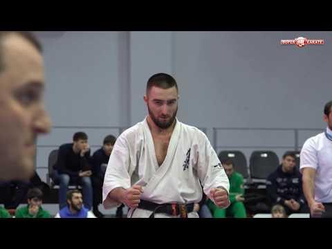 Ashot Zarinyan Vs. Aleksei Galiev / Ашот Заринян - Алексей Галиев. Кубок России 2018
