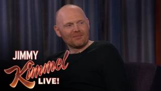 Bill Burr on New Comedy Special & Podcast