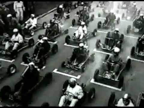 Картинг в СССР / Kart Racing In USSR